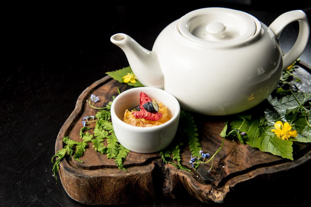 горный чай из трав